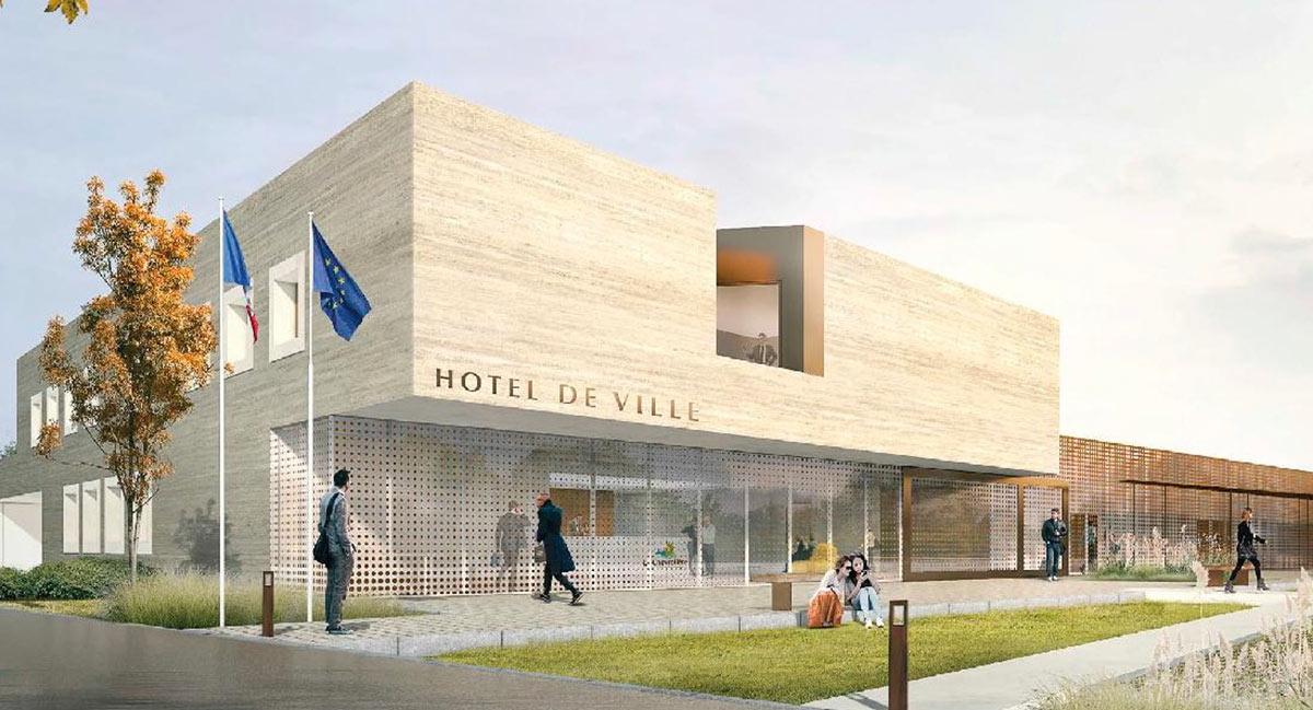Read more about the article Mairie de la Chevrolière (44)